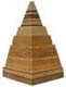 John Rogers Sculpture Ziggurat One